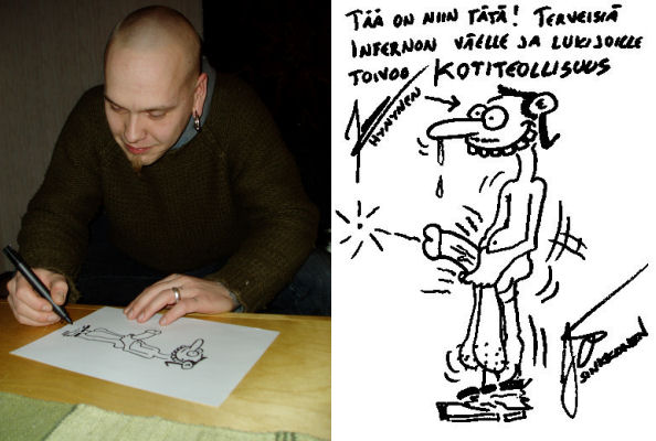 (c) Miika Kuusinen & Jari Sinkkonen 2005